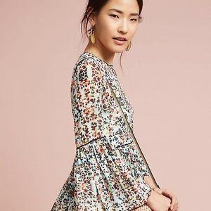2dd7cd5aa76 Anthropologie Dresses - Bhanuni by Jyoti Libra Embroider Tunic Dress NWT